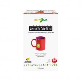 Vigila tu Colesterol 20 Filtros Herbodiet