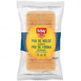Pan del Molde Schär Sin Gluten 300 G.