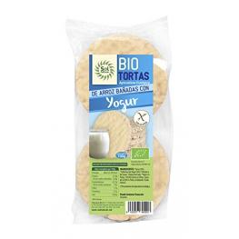 Tortas de Arroz Yogur Natural 100Gr