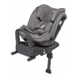 Silla Auto Stages Isofix 0/1/2 Foggy Gray