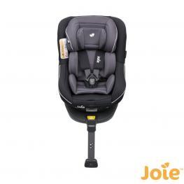 Silla Auto Spin 360 Two Tone Black