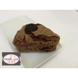 Brownie de Oreo (Porción)