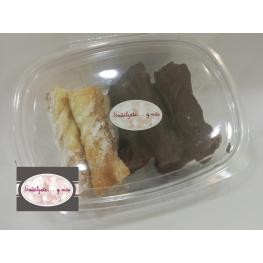 Lazos de Chocolate (Pack 8 Unidades)