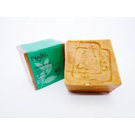 Jabón de Alepo Al 40% 180 Gr.