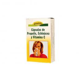 Propolis, Echinácea y Vitamina C 75 Cap