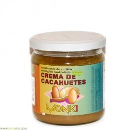 Crema de Cacahuetes 330 Gr