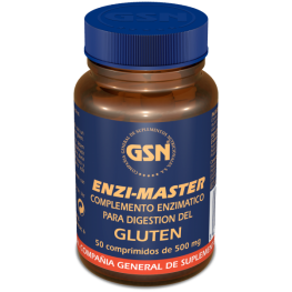 Enzi-Master Gluten 50 Comp