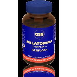 Melatonina Complex + Pasiflora 120 Comp