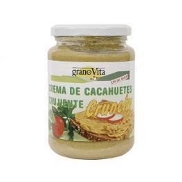 Crema de Cacahuete Crujiente 350 Gr