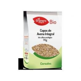 Copos Avena Integral Bio 1 Kg