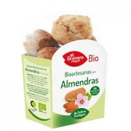 Galletas Bioartesanas de Almendra
