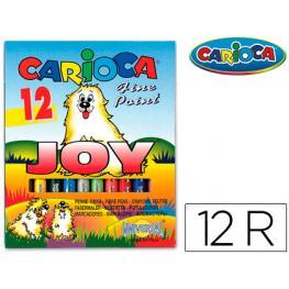 Estuche 12 Rotuladores Carioca Joy Colores 13257