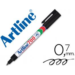 Rotulador Permanente Artline 700 Pta Fina 0,7Mm