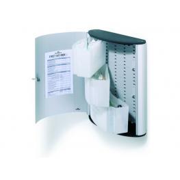 Durable Botiquín Primeros Auxilios Aluminio 167628