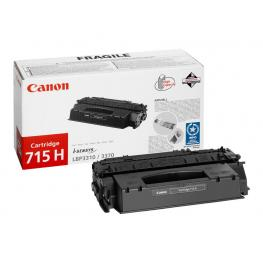 Canon Toner Laser Crg715H Negro 1976B002