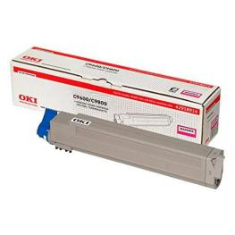 Oki Toner Laser  Magenta Para C96/9800 15.000Pg  42918914