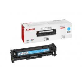 Canon Toner Laser 718 Cyan 2661B002