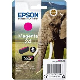 Epson Cartucho Inkjet Magenta Claria Photo 24 360P Xp-55/7Xx/8Xx/9Xx C13T24234012