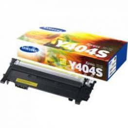 Samsung Toner Laser Amarillo 1000Pg Clt-Y404S/els