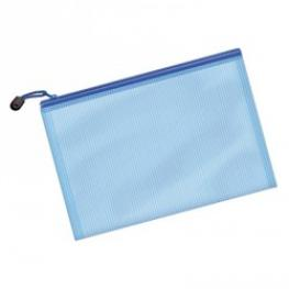 Bolsa Cremallera Fº Pvc Azul Dohe 91210