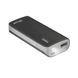 Trust Powerbank 4.400 Mah Para Smartphone/tablet Negro 21224