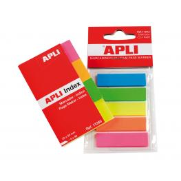 Notas Apli Index 20X50 Colores Fluorescente 11286