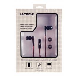 A-Tech Auriculares Smartphone 1U. 13319