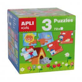 C.Cubo 3 Puzzles 14114