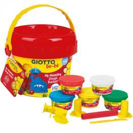 Cofre Pasta Modelar + Accesorios Giotto Bebe F467600
