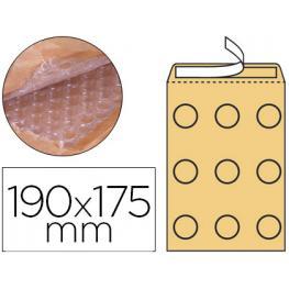 Sobre Burbujas Crema Cd Q-Connect Cd 165X175 Mm. Kf15020