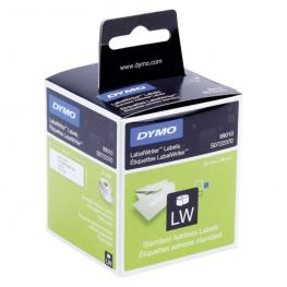 Dymo Rollos de Etiquetas Lw 260 Etiquetas 89 X 28 Blanco/papel Termotransferencia Directa