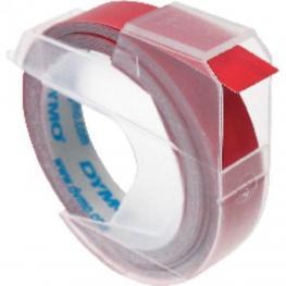 Dymo Cintas 3D Rotulacion 9Mmx3M Rojo Rotulacion Manual S0898150