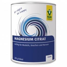 Citrato Magnesio Polvo 200 Gr