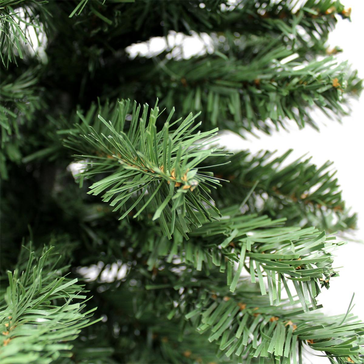 Arbol De Navidad 240 cm. Slim (estrecho) 1217 Ramas PVC