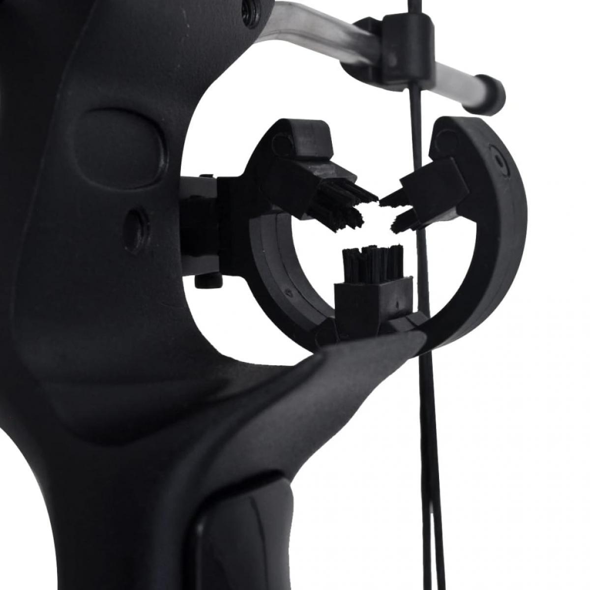 Arco de poleas para adultos con accesorios y flechas