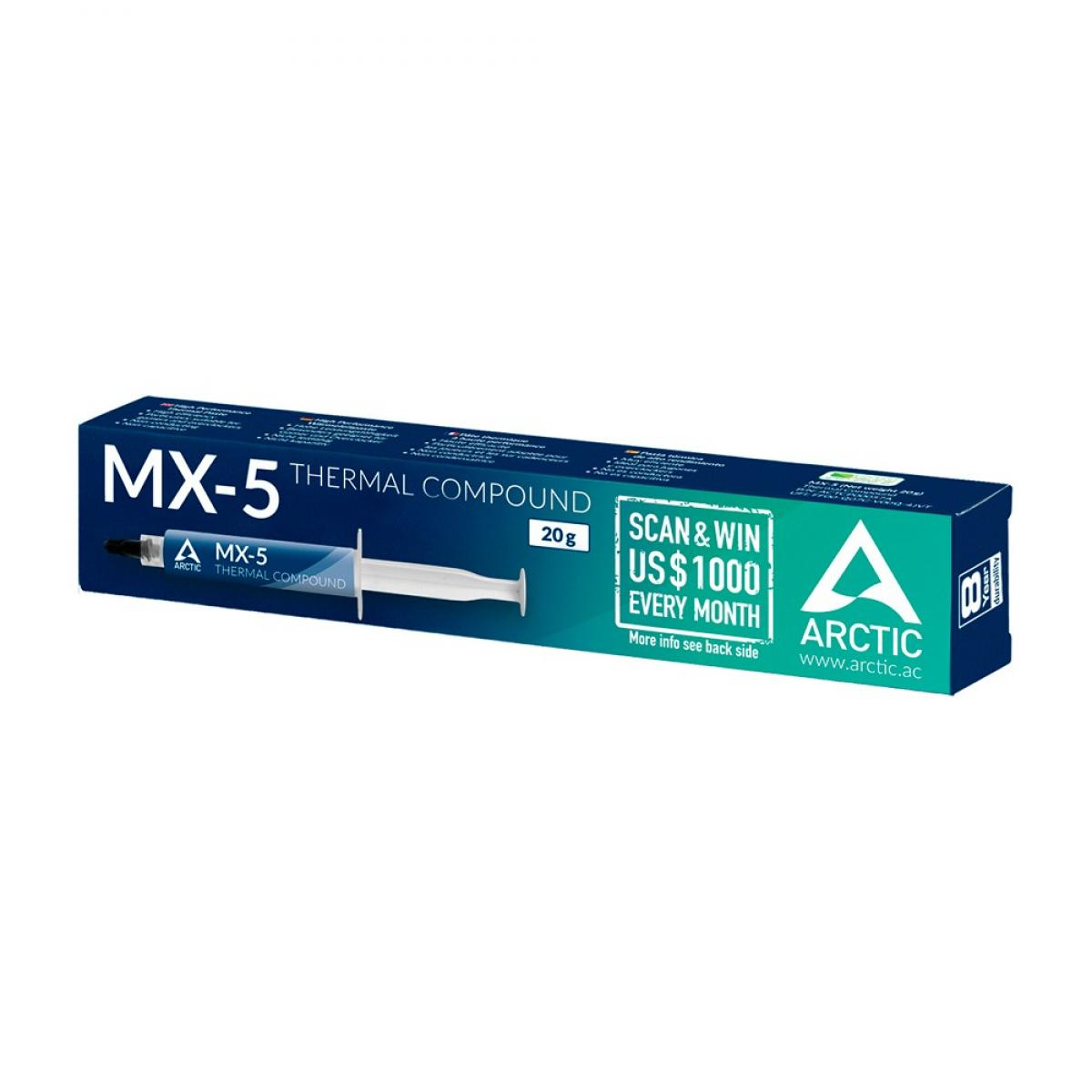 Arctic MX-5 Thermal Compound 20gr