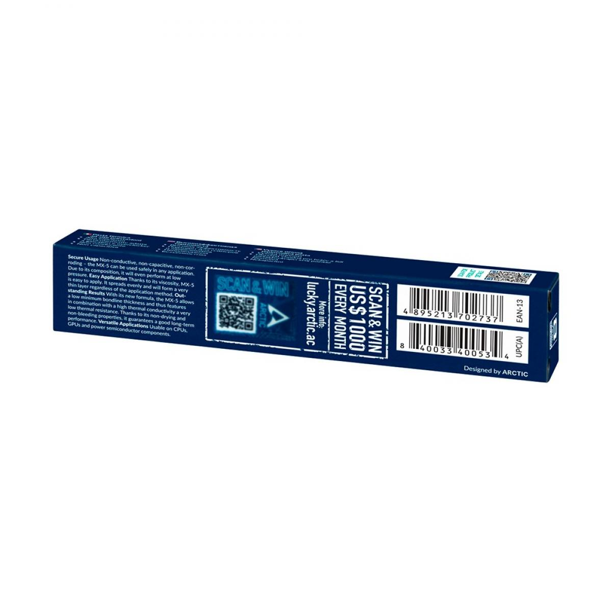 Arctic MX-5 Thermal Compound 4gr