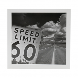 Cuadro 3021 Medidas 20X20 Speed Limit