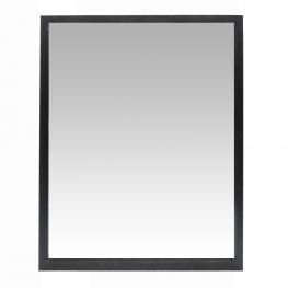 Espejo Negro Mate Medidas 30X40