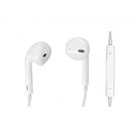 Apple Earpods Con Micrófono y Mando  Bulk Md827Zm/b