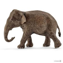 Schleich Wild Life 14753 Elefante Asiático Hembra