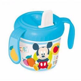 Taza Entrenamiento Pp 280Ml Mickey Baby