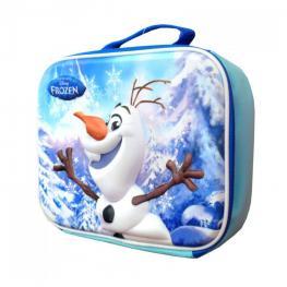 Frozen Portamerienda Térmica - 3D Eva