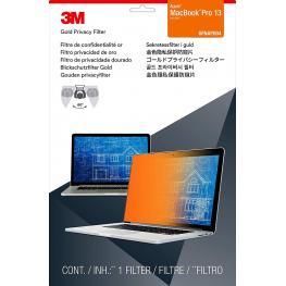 3M Gpfmr13 Filtro Privacidad Dorado Apple Macbook Pro 13  Re.