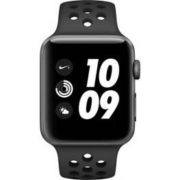 Apple Watch Nike+ Series 3 Gps 42Mm Grey Alu Nike Band