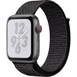 Apple Watch Nike+ Series 4 Gps Cell 44Mm Grey Alu Nike Loop