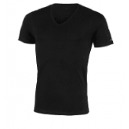 Impetus Hombre Camiseta M/corta C/p Cotton Stretch Negro T.Xl
