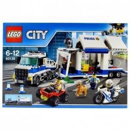 Lego City 60139 Centro de Control Móvil
