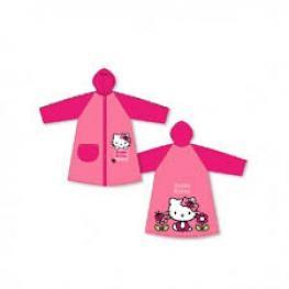 Hello Kitty Chubasquero Talla 2 Ref Hk7831