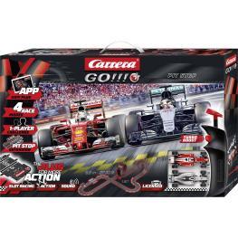 Carrera Go!!! Plus Pit Stop 66007